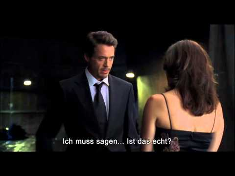 "Robert Downey Jr's Original ""Iron Man"" Screentest (German Subtitles)"
