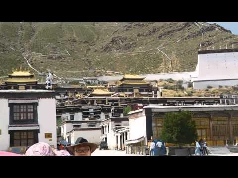 Xigaze monastery