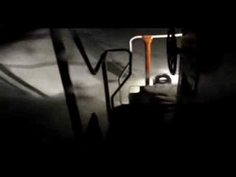 Thumbnail: Train hitting snow at crossing [ filmed from the cab during the night ],mcconnelboys