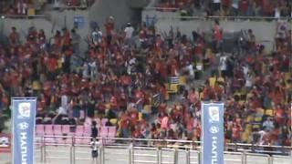 World Cup 2010 at Sajik Stadium, Busan, South Korea