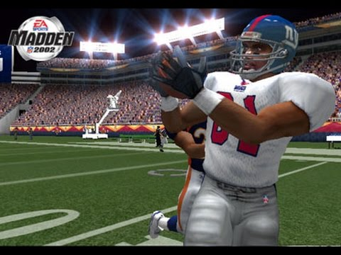 Madden NFL 2002: Season Game 1: Packers vs. Lions (Xbox)