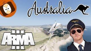MAYDAY : PILOTE DE LIGNE DU FUTUR & NEW T-SHIRT !! | JAVA LIFE | ARMA 3