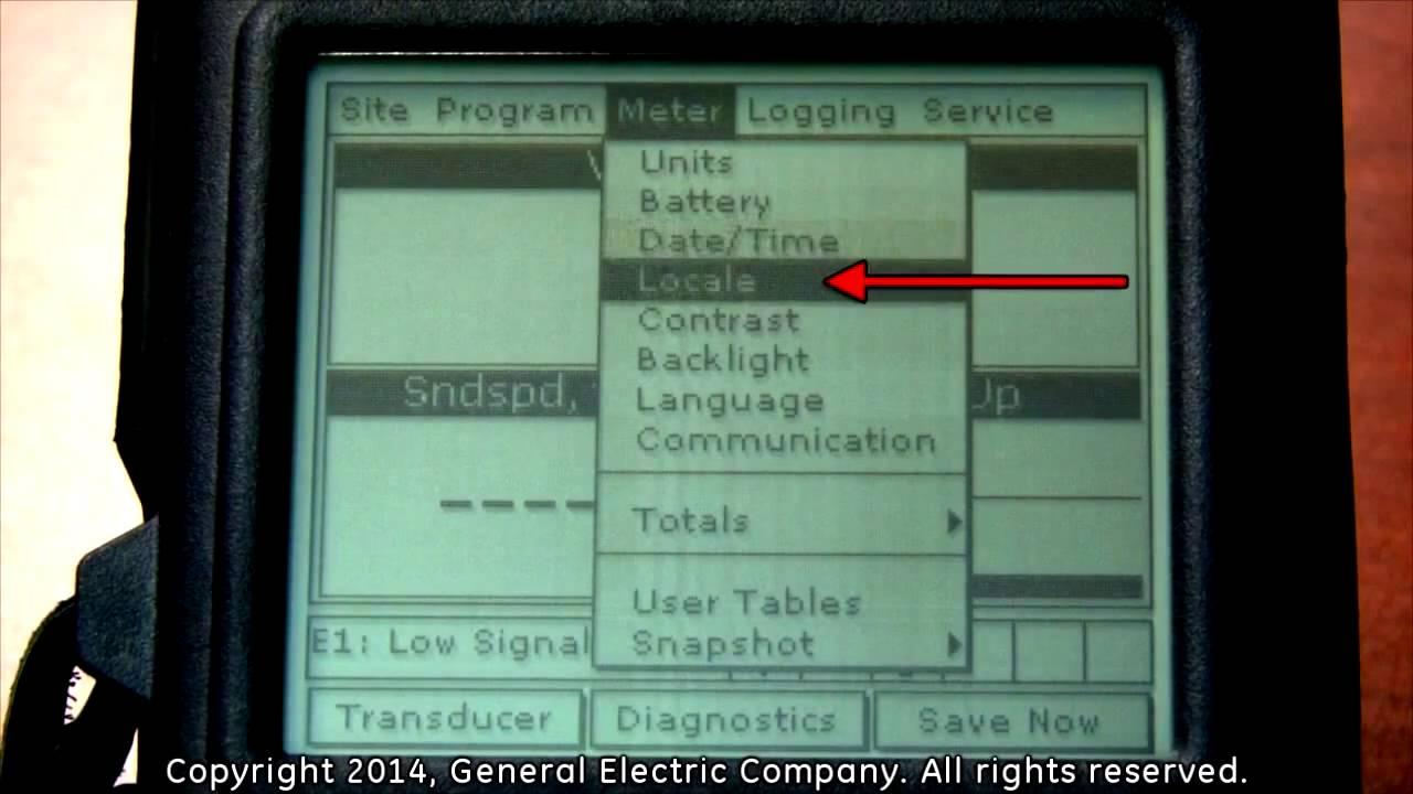 ge panametrics ultrasonic flow meter manual