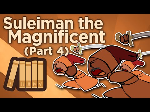 Suleiman the Magnificent - The Shadow of God - Extra History - #4