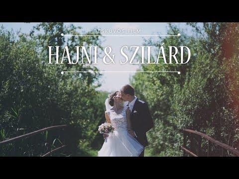 Hajni & Szilárd Esküvős Film - 2017. Győr, Hungary  // wedding film