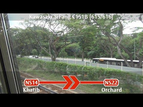 SMRT C151B [615/616]: Khatib → Orchard