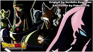 Dragonball Super - Ultra Instinct (HQ Cover)