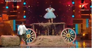 Nach Baliye 8   Bharti-Mohit Remake Aashiqui