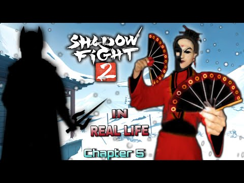 Shadow Fight 2 In Real Life (Chapter 5) Widow Boss Battle.