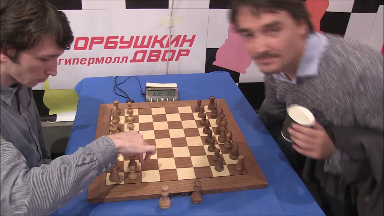 Download Chess Video Plus presents GM Morozevich