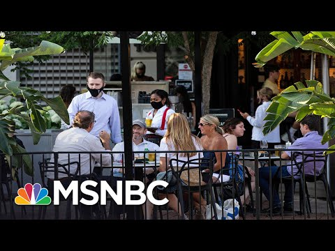 States Across U.S Continue To Break Coronavirus Records | MSNBC