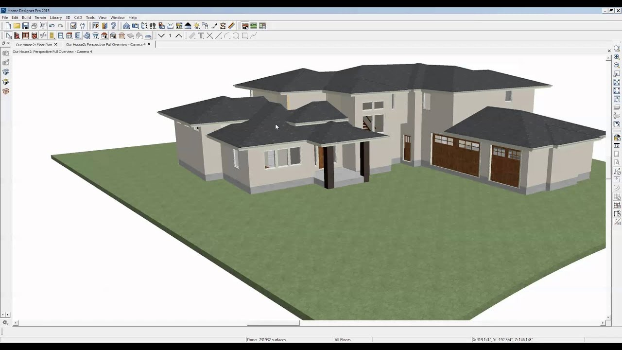 Home Designer Pro 2015 problem - YouTube