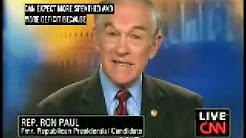 Ron Paul Speaks on the coming Greatest Depression