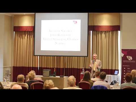 Annual Client Forum 2018  - John Redwood, Keynote Presentation