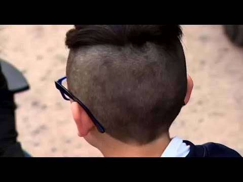 Videos chistosos de cortes de pelo