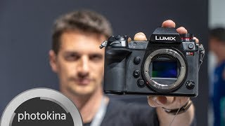 Panasonic LUMIX S1 and S1R Full Frame Cameras Explained – Video Interview