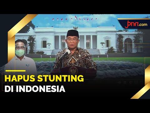 Angka Stunting di Indonesia Harus Turun 14 Persen pada 2024