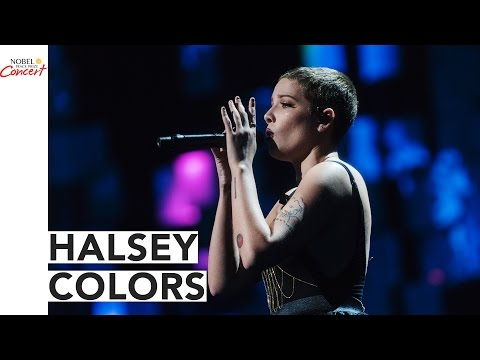 HALSEY - COLORS - The 2016 Nobel Peace Prize Concert