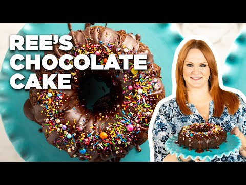 The Pioneer Woman's Top Secret Chocolate Cake   Food Network