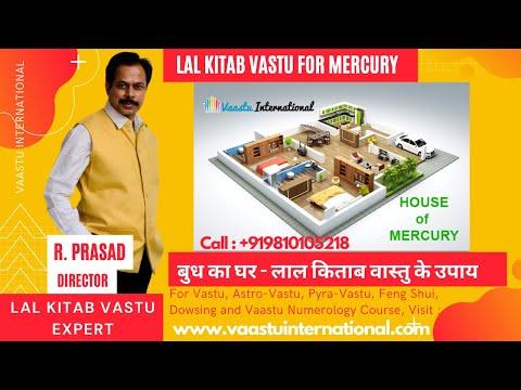 Mercury in Red Book | Lal Kitab | Lalkitab in Hindi | Lal Kitab Upay