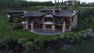 Luxurious Mansion Video Tour - Calgary Real Estate - 25154 Escarpment Ridge View