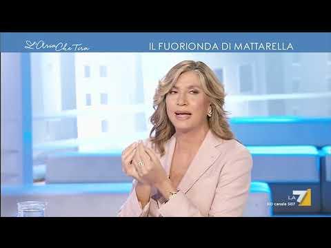 """Fuorionda di Mattarella, Alessandra Ghisleri: """"Vengono fuori tutta la simpatia e l'umanità ..."""