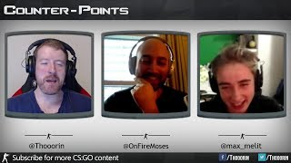 Counter-Points Episode 50: Last Call for MiBR (feat. Max Melit)