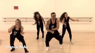 Quítate La Ropa - Elijah King Marlon Alves DanceMAs Equipe MAs