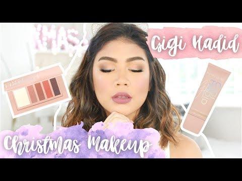 Gigi Hadid X Maybelline Makeup | Janina Vela