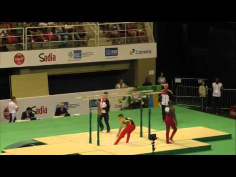 2016 Olympic Test Event - Event Finals (Part 3)