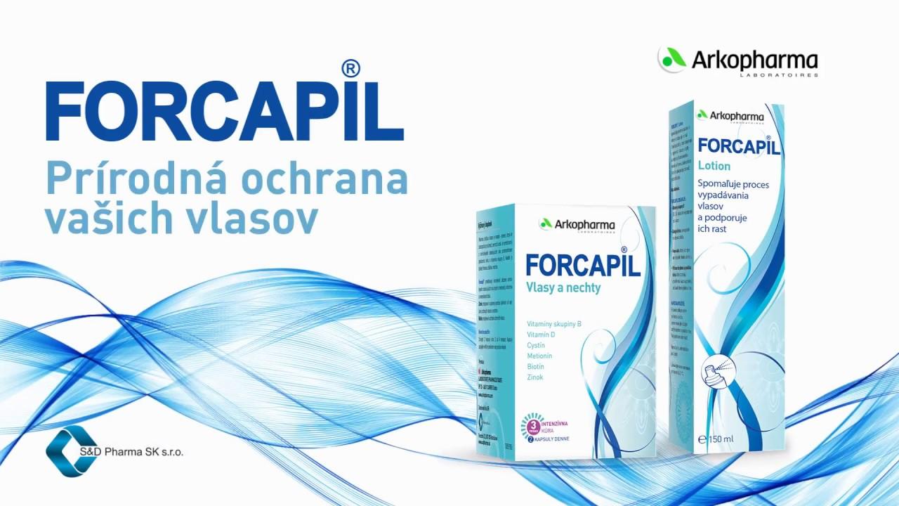 Forcapil - TV spot - YouTube 2c83c69d837