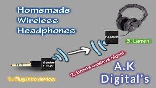 Kablosuz Kulaklık nasıl kulaklık || Hintçe / Urduca || A. K Digital