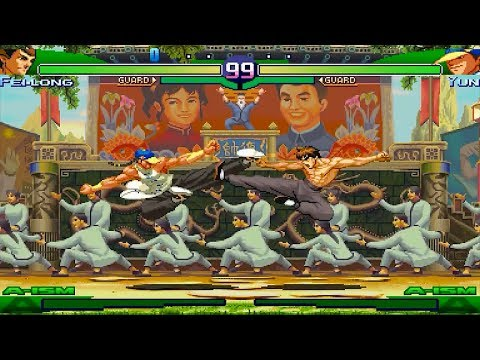Street Fighter Alpha 3 Max - Special Intros