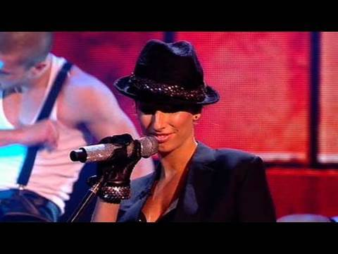 The X Factor 2009 - Stacey Solomon: The Way You Make Me Feel - Live Show 9 (itv.com/xfactor)