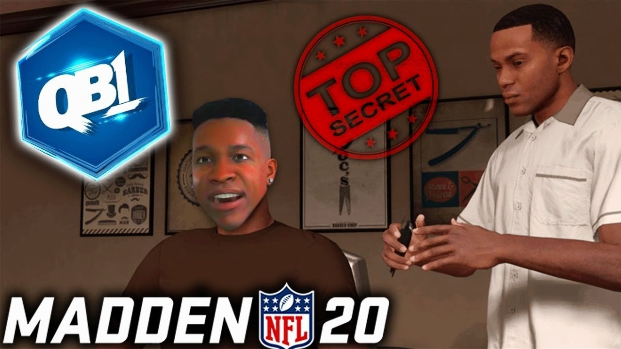 Is There a SECRET SCENE in Madden 20 Face of the Franchise?