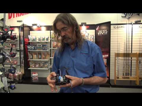 Shimano's Jan Porter Explains How To Use A Baitrunner Spool