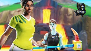 🔴 EU HOSTING CUSTOM MATCHMAKING GAMES DUO I CODE: proaki I FORTNITE LIVE I 1670+ WINS