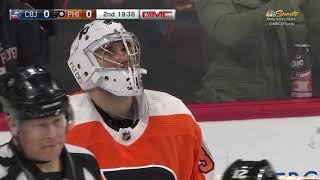 Columbus Blue Jackets vs Philadelphia Flyers - February 22, 2018 | Game Highlights | NHL 2017/18