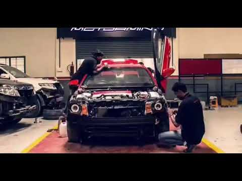 Chevrolet Cruze Modify Into Camaro Motormind Banglore Youtube