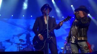 Guns N' Roses w/ Izzy Stradlin - 14 Years - 2012-11-23 - The Joint - Las Vegas, NV
