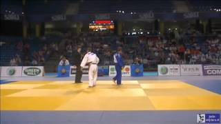 Judo 2013 European Championships U18 Tallinn: Golomb (ISR) - Foca (MDA) [-50kg]