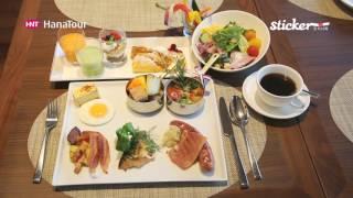 일본 여행 오키나와 하얏트 리젠시 호텔 hyatt regency naha okinawa 스티커 하나투어
