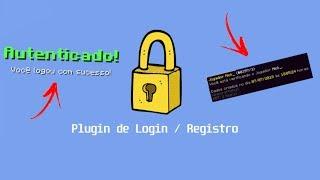 Plugin de Login / Registro (1.8X - 1.15X) - nLogin #3 Plugins