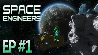 Space Engineers EP 1 Gameplay Español
