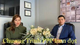 Làm Giàu Không Khó: Chương Trình cứu trợ PPP loan cho những doanh nghiệp