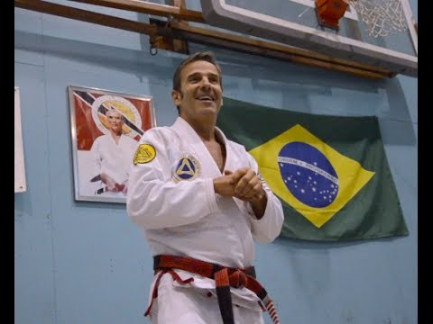 Dealing with the Untrained Individual in Brazilian Jiu Jitsu with Pedro Sauer
