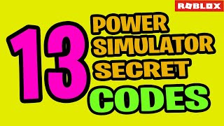 ALL WORKING CODES FOR ROBLOX POWER SIMULATOR CODES BETA | JULY 2019