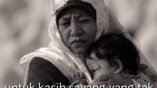 Gambar cover Lirik ungu - doa untuk ibu (  hari ibu )
