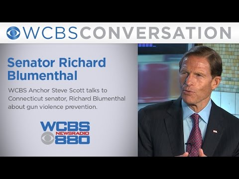 WCBS Conversation With Richard Blumenthal