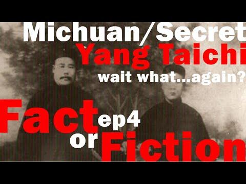 TriEssence : Fact or Fiction Ep4 Michuan/Secret Yang family Taichi part 2